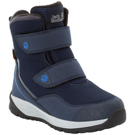 Jack Wolfskin Polar Bear Texapore High VC Schoenen Kinderen, dark blue/light grey